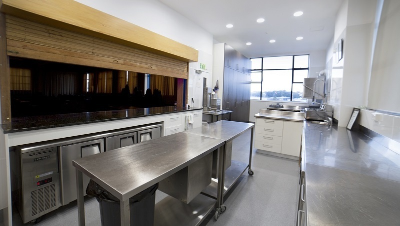 Kitchen Designers Auckland Commercial Kitchen Fitout Alba Interiors